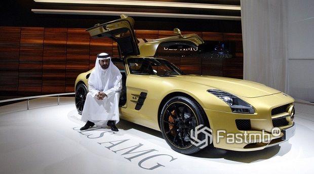 ТОП-10 крутых арабских автомобилей