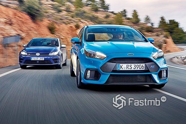 Ford или Volkswagen — что лучше?