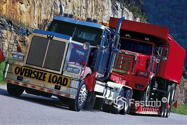 Самые мощные грузовики в мире: ТОП-10