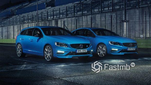 ТОП-5 быстрых Volvo