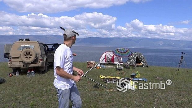 Преимущества автотуризма на Байкал
