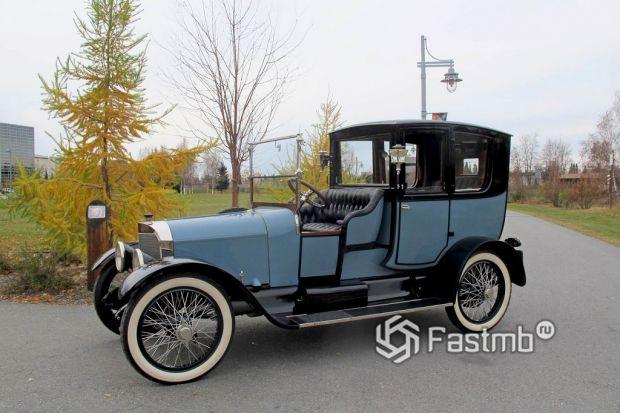 Biddle Motor, 1915 – 1922 гг