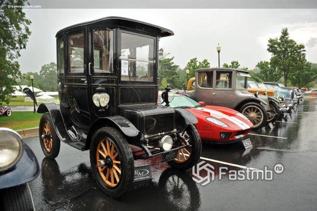 Baker Motor, 1899 – 1914 гг