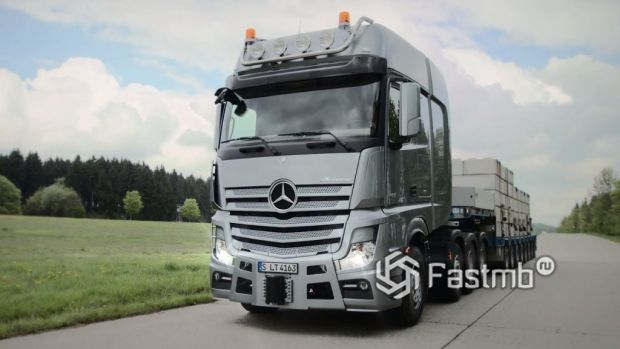 Mercedes-Benz Actros SLT