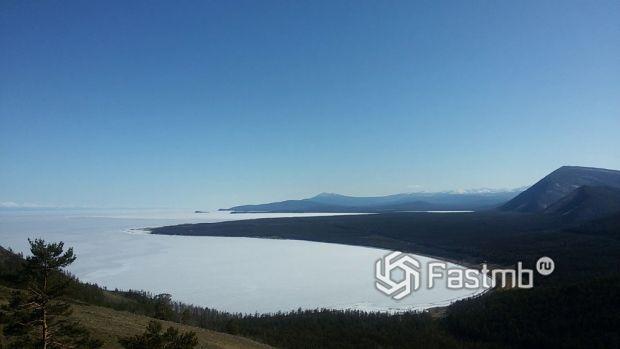 север побережья Байкала