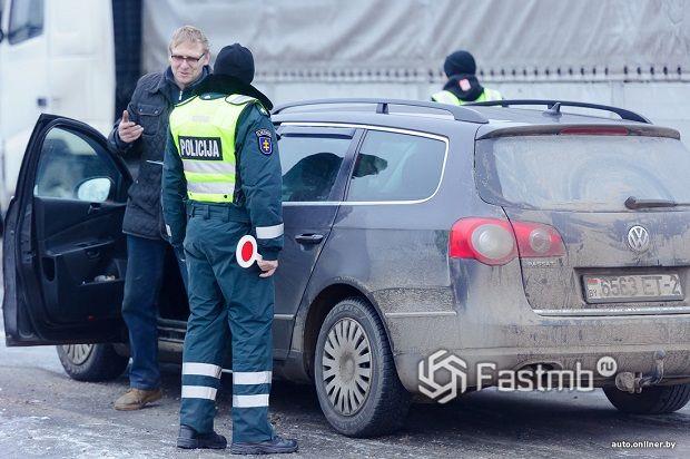 дорожная служба в Литве