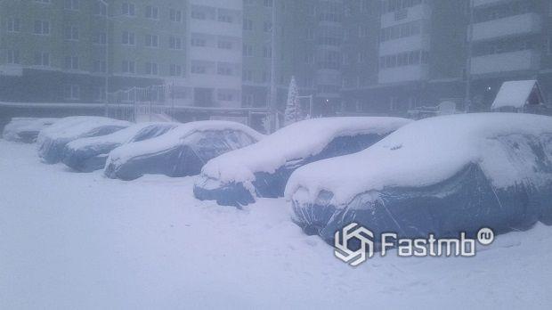 автомобили в Якутии