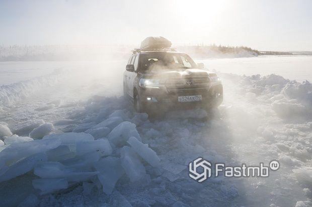 Популярные модели автомобилей в Якутии