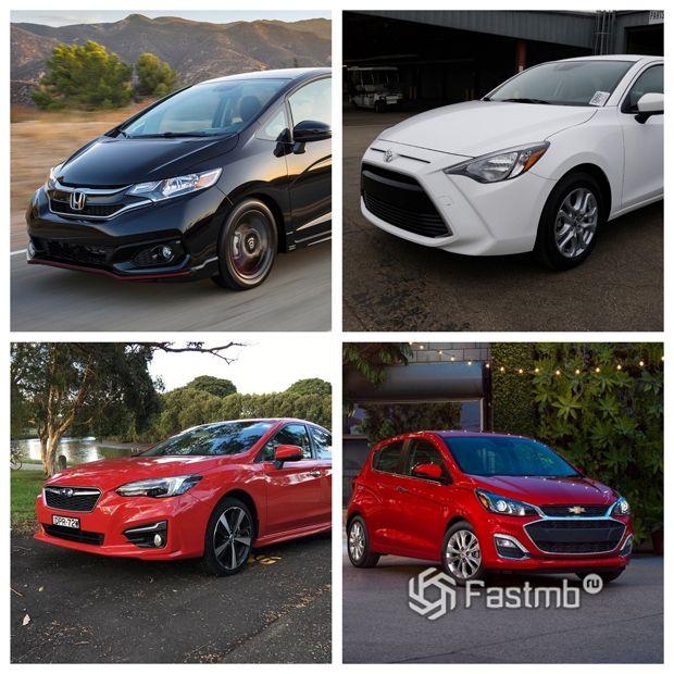 Рейтинг экономных и недорогих автомобилей