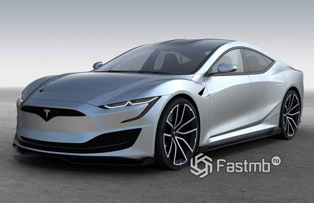 Новая генерация Tesla Model S