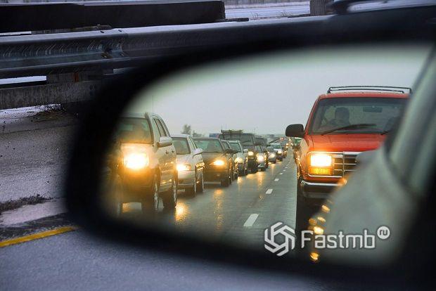 повороты на дорогах Финляндии