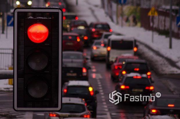 светофоры в Финляндии