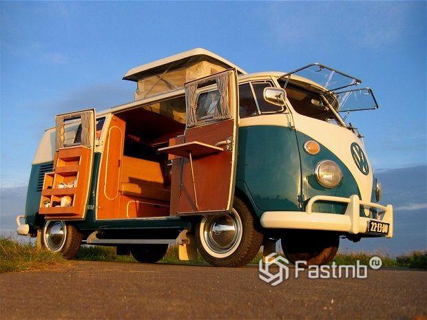 9 необычных домов на колесах