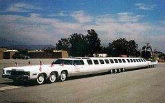 Какой самый длинный автомобиль в мире?