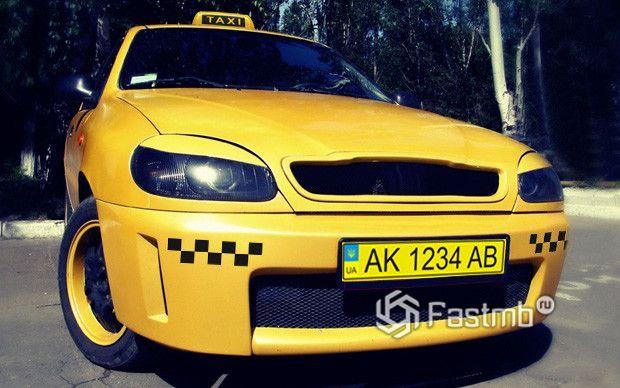 Как устроиться таксистом в Украине