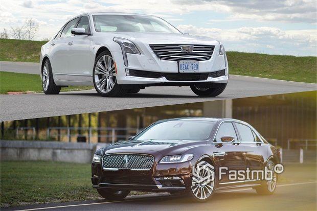 Lincoln или Cadillac — что круче?