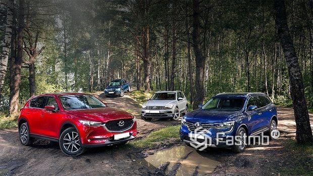 Renault или Mazda – что лучше?