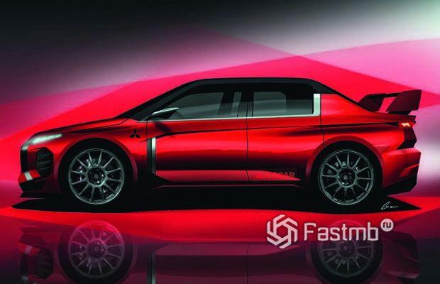 Новое поколение Mitsubishi Lancer Evolutuin
