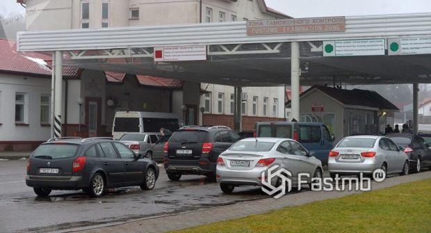 Прохождение границы для поездки в Калининград
