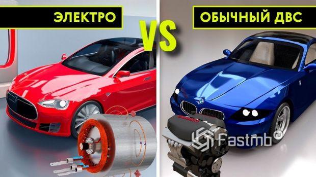 Преимущества и недостатки электромобилей