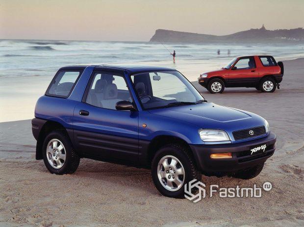 Первое поколение (1994-2000) Toyota RAV4