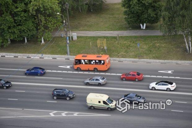уступка дороги в Финляндии