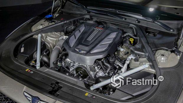 Двигатель Генезис Г90 2020