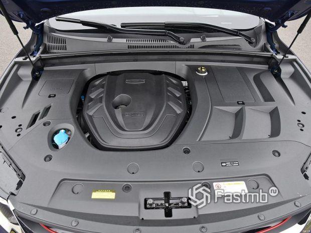Двигатель Джили FY11