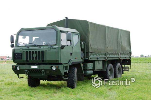IVECO M250 производства Италии