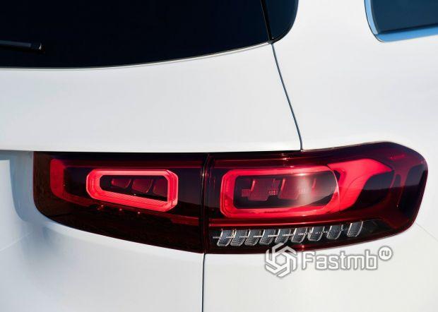 Светодиодные стопы Mercedes GLB