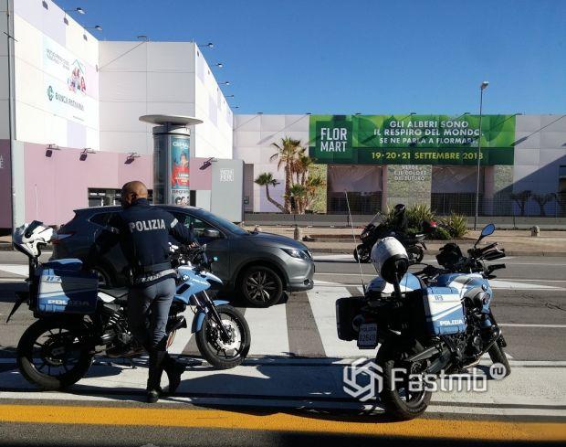дорожная полиция Италии