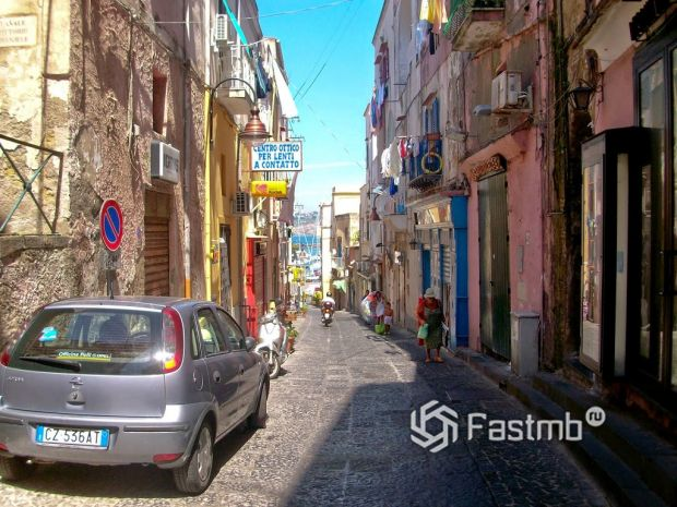 парковки в Италии