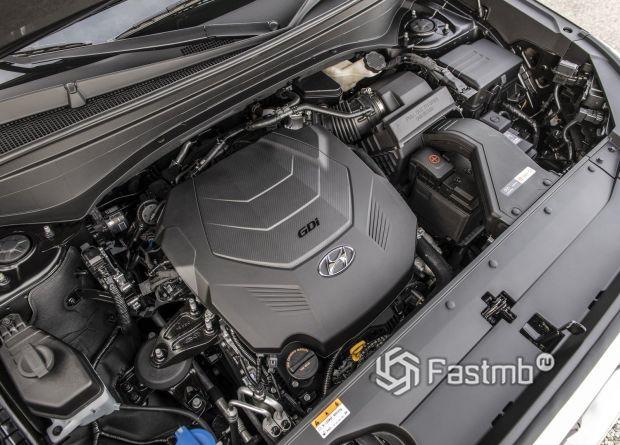 Двигатель Hyundai Palisade 2020