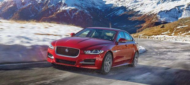 Ездовые качества Jaguar XE