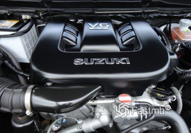Двигатель V6 2,7 литра