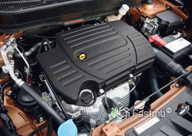 Двигатель Suzuki Vitara 2018