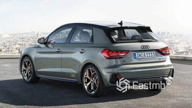 Эволюция Audi A1