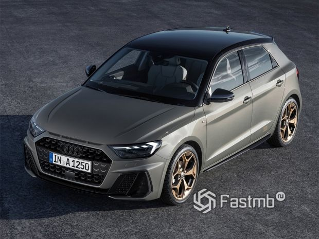 Audi A1 Sportback 2011