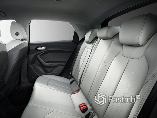 задний диван Audi A1 Sportback