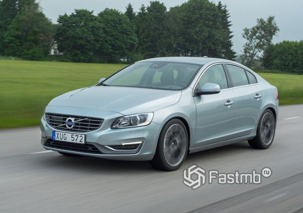 Технические характеристики Volvo S60 2014