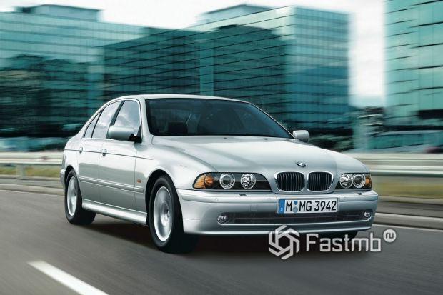Четвертое поколение. BMW E 39 (1995-2003 гг.)
