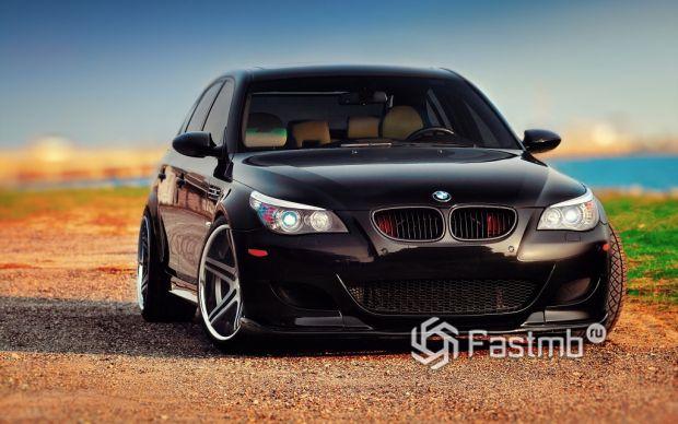 Пятое поколение. BMW E 60 (2005-2010 гг.)