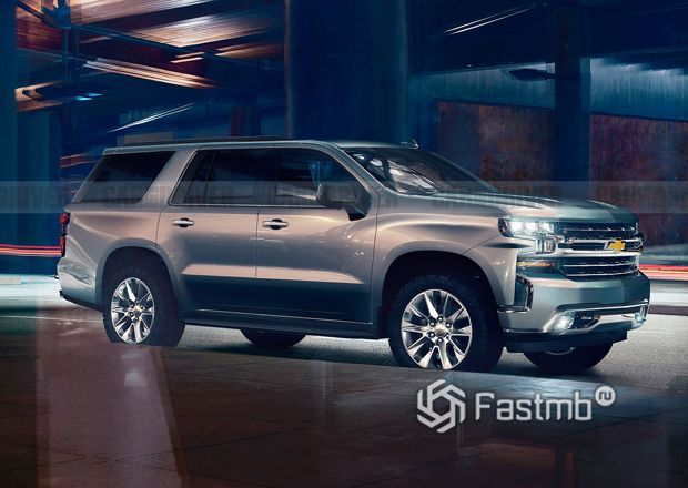 Новое поколение Chevrolet Tahoe