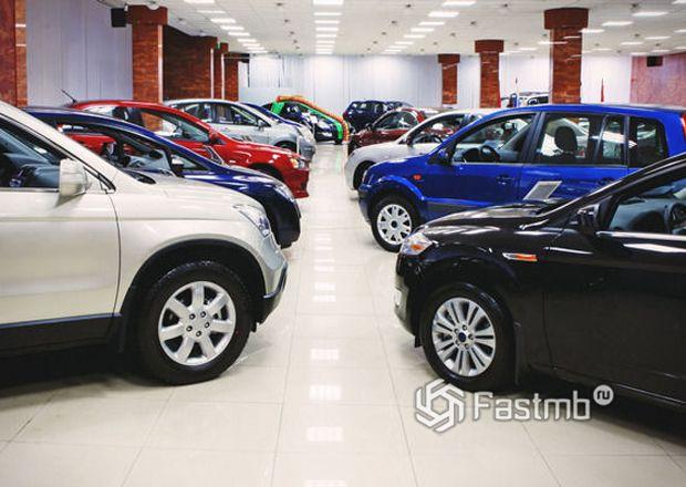 Новые автомобили в Украине