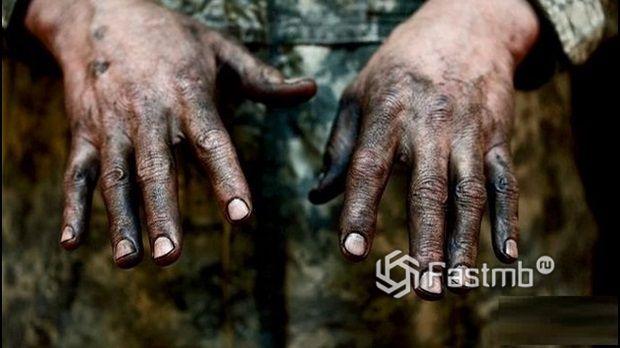 Как отмыть руки после авторемонта: ТОП-10 лучших средств