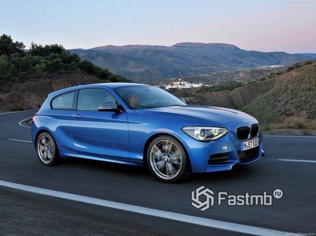 Автомобили BMW в Украине
