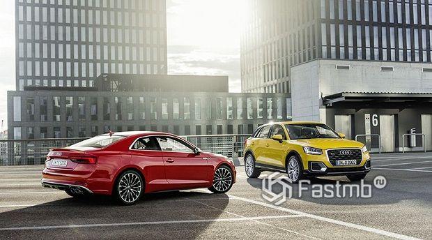ТОП-8 лучших Audi
