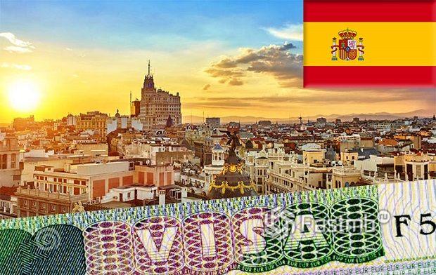 Оформление визы для поездки в Испанию