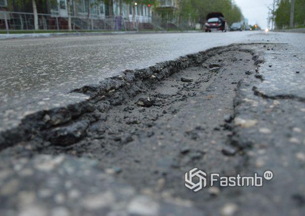 Плохие дороги в Украине
