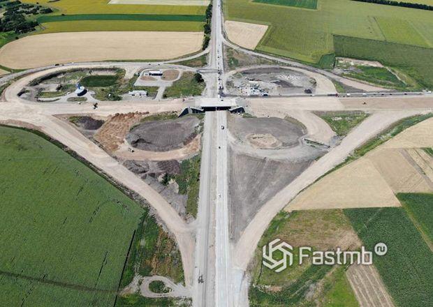 Строительство дороги Н-31